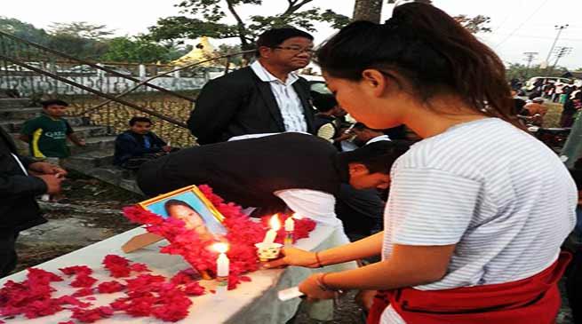 Arunachal: Khandu condemns incident of rape and murder of a minor in Namsai