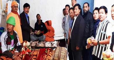 Video : BJYM Celebrates National Youth day in Arunachal