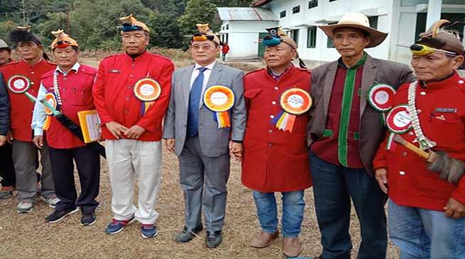 Arunachal:Gaon Burhas are our custodians says Nabam Tuki