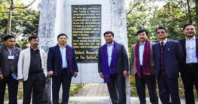 Arunachal: Khandu inaugurates World War II Memorial Museum