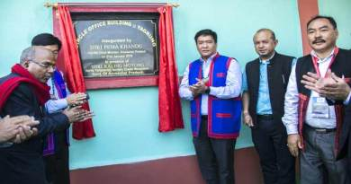 Arunachal: Khandu inaugurates Yagrung Circle Office