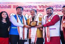 Photo of Pema Khandu lauds contribution of ABVP in nation building