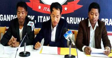 Itanagar: LDSU & WSU alleged series of allegation on Kanubari PWD EE