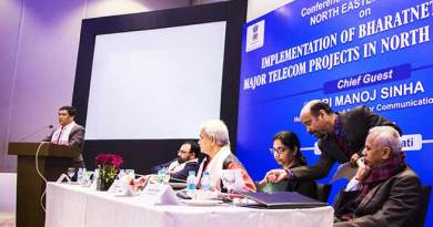 Pema Khandu emphasizes on robust telecom infrastructure in Northeast