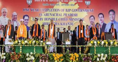 Arunachal: Pema Khandu led BJP govt celebrates one year in office
