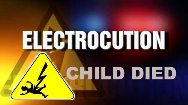 Itanagar: Child dies due to electrocution