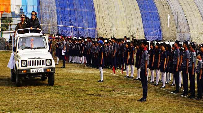 Arunachal: Sabka Sath Sabka Vikas is the mantra of the Govt- Chowna Mein