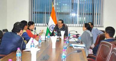 Agriculture would increase GDP of Arunachal- Chowna Mein