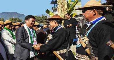 Arunachal: Khandu attends foundation day of Galo Welfare Society