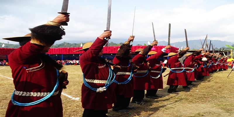 Arunachal: Tagin Community Celebrates Si-Donyi festival