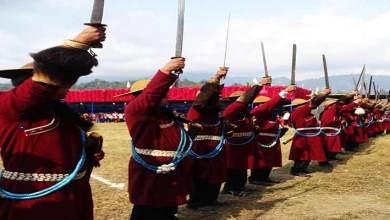 Photo of Arunachal: Tagin Community Celebrates Si-Donyi festival