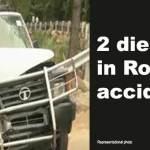 Arunachal: 2 dies in Road accident, Khandu expresses shock