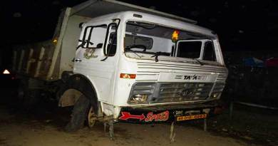 Itanagar: 5 years old boy crushed to death by Tipper Truck