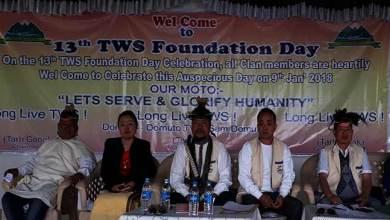 Photo of Arunachal: Tarh Welfare Society observed 13 foundation day