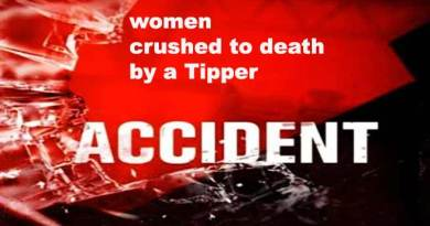 Itanagar: women crushed to death by tipper in capital complex