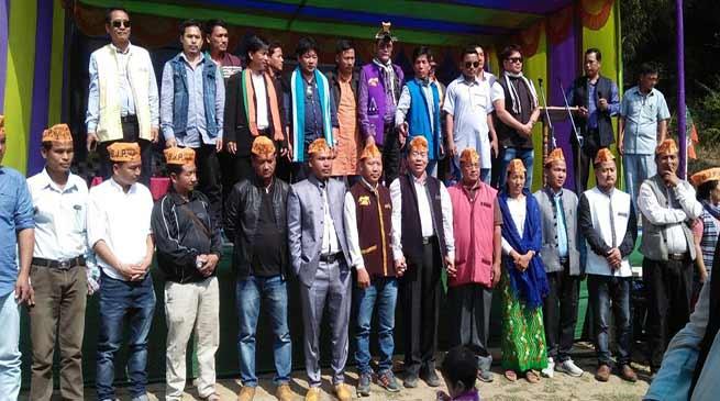 Arunachal:BJP Training Programme to teach ideology