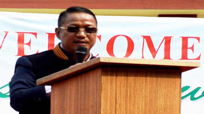 Arunachal: Teachers are the Nation Builders- Bamang Felix