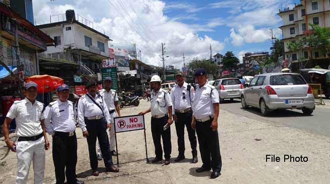 Arunachal: Special traffic arrangement in view of PM Modi's visit in Itanagar