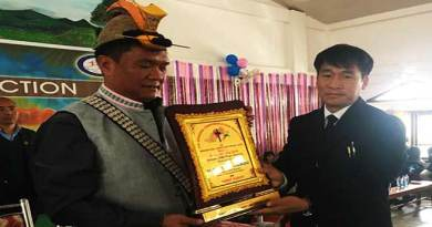 Arunachal: Churches Should take lead in fighting Corruption- Pema Khandu