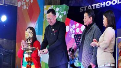 Photo of Arunachal: Curtain raiser of 32nd Statehood Day and 1st Officers and Official Idol