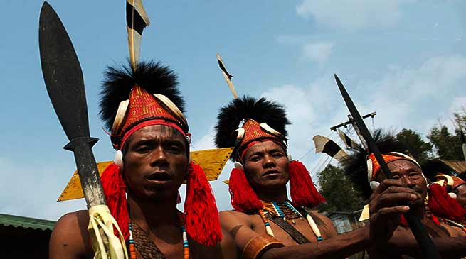 Arunachal: Khandu greets to Wanchos for Oriah Festival
