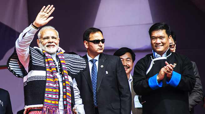 Arunachal: Will Give Account of Every Penny Granted by Centre-Pema Khandu