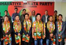 Photo of Arunachal:  Former Congress Minister joins BJP