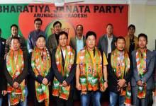 Photo of Arunachal: Former Congress Minister joins BJP