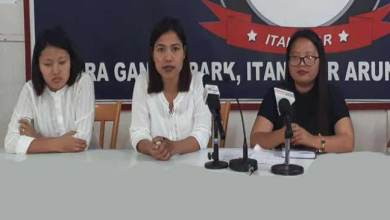 Photo of Arunachal: AAPSU women wing concerned over women's safety