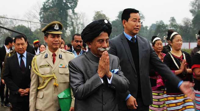 Arunachal Governor calls people to fight against drug menace and gun culture