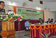 Hilly states of Northeast are 'pool of Bio-resources'- Chowna Mein