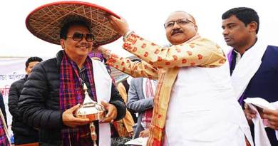 Arunachal: Cultural heritage is our identity- Chowna Mein