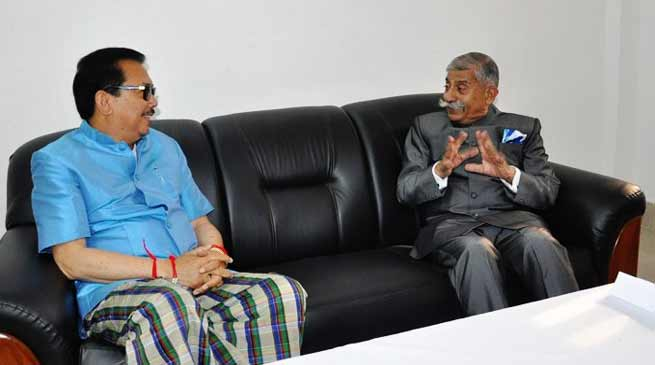 Arunachal Governor emphasises on establishing of one police station in each circle
