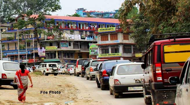 Arunachal: New Traffic Advisory for Itanagar-Naharlagun route