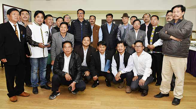 ArunachalCM holds pre-budget meeting with CBOs