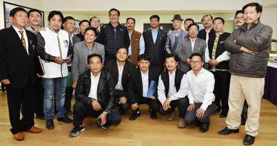 Arunachal CM holds pre-budget meeting with CBOs