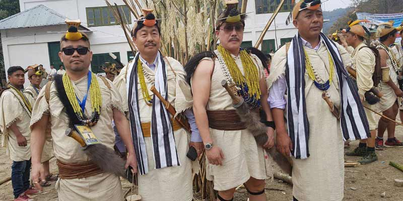Arunachal: Nyishi Community celebrates Nyokum festival all over State
