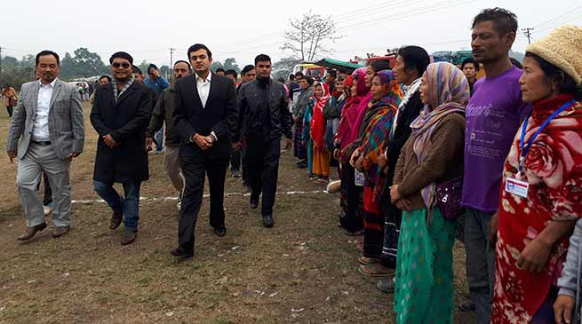 Arunachal: Dhawan's aim to transform Itanagar into cleanest city of India