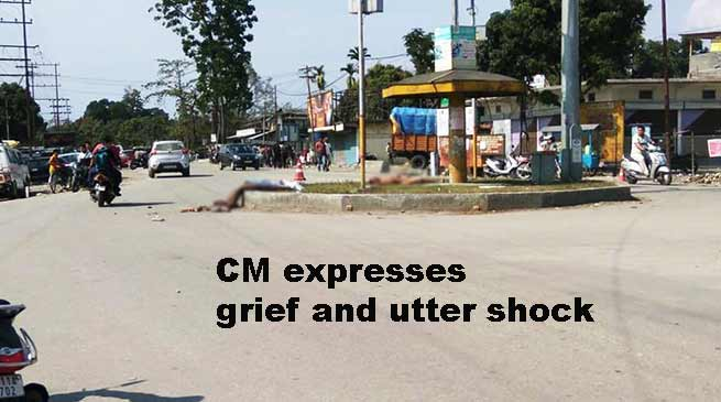 Arunachal:  Khandu expresses  grief and utter shock over the rape and murder of a minor girl at Wakro