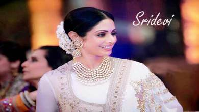 Photo of Bollywood Actress Sridevi Passes away in Dubai