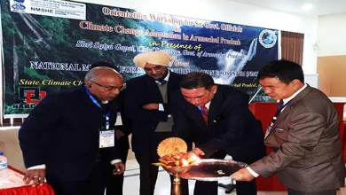 Photo of Arunachal: workshop on climate change adaptation in state