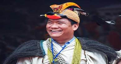 Arunachal CM Attends 50 years of Nyokum celebration at Yazali