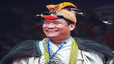 Photo of Arunachal CM Attends 50 years of Nyokum celebration at Yazali