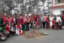 Missing Community celebrated Ali A:ye Ligang festival  at  Shillong