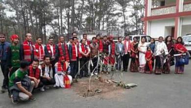 Photo of Missing Community celebrated Ali A:ye Ligang festival at Shillong