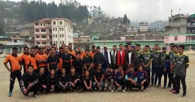 Arunachal : Bomdila cricket premier league begins
