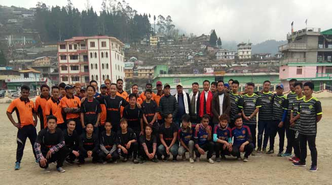 Arunachal : Bomdila cricket premier league begins