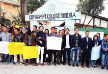 Photo of Arunachal: Colleges shutdown in support of NERIST students ongoing protest