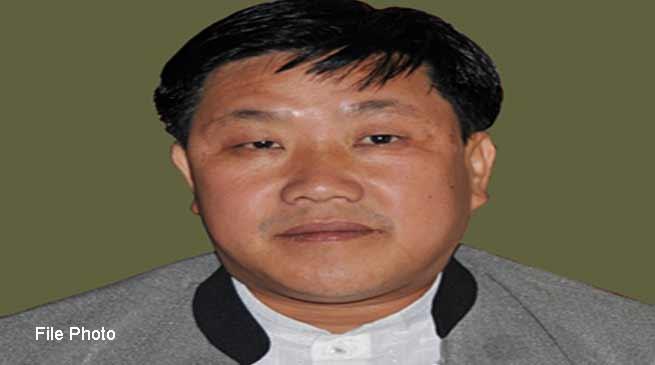 Arunachal:Crime rate increased in state-Kumar Waii