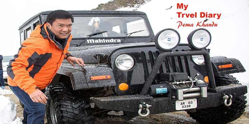 Arunachal: Tawang is Paradise on Earth- Pema Khandu Time Line